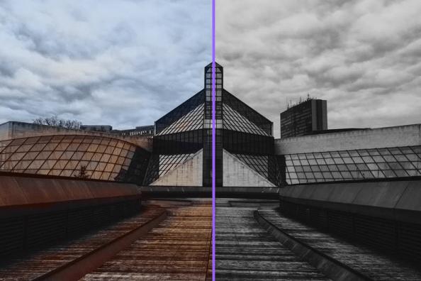 Autocolorisation